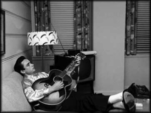 Early career Johnny Cash