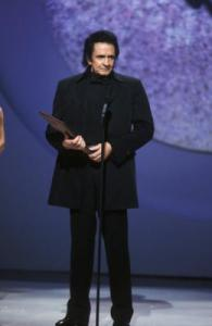 Johnny Cash awards honors award honor hall of fame