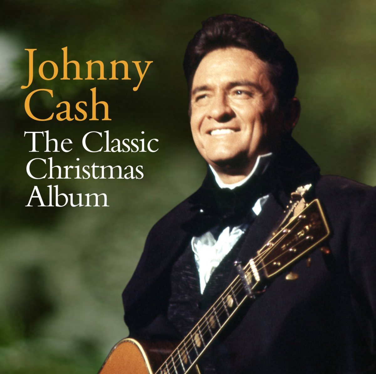 Merry Christmas! | Unofficial Johnny Cash dot com